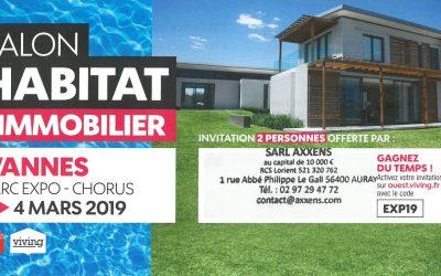 Axxens-Créhabitat: Salon Habitat & Immobilier