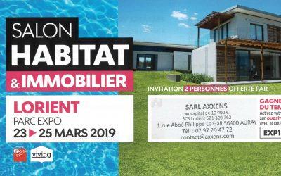 Salon Habitat & Immobilier Viving 2019 à LANESTER
