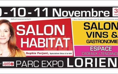 Salon de l'Habitat Novembre 2019 à Lorient